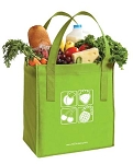 NCES Eco-Friendly Reusable Grocery Bag
